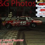 Saumner Win Pure Stock Feature