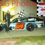 Clemens Wins Modified Feature