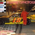 Hat Trick for Tom Stone Opening Night