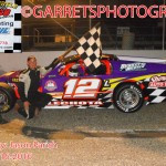 Parish Wins Feature in Borrowed Car