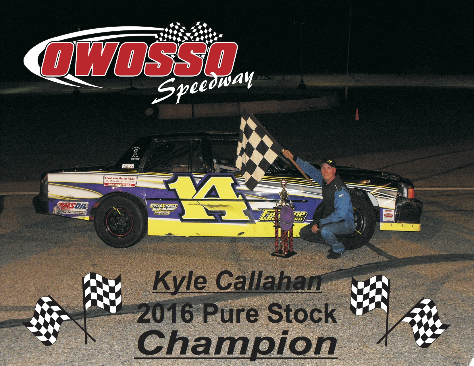 Regular Divisions – Owosso Speedway